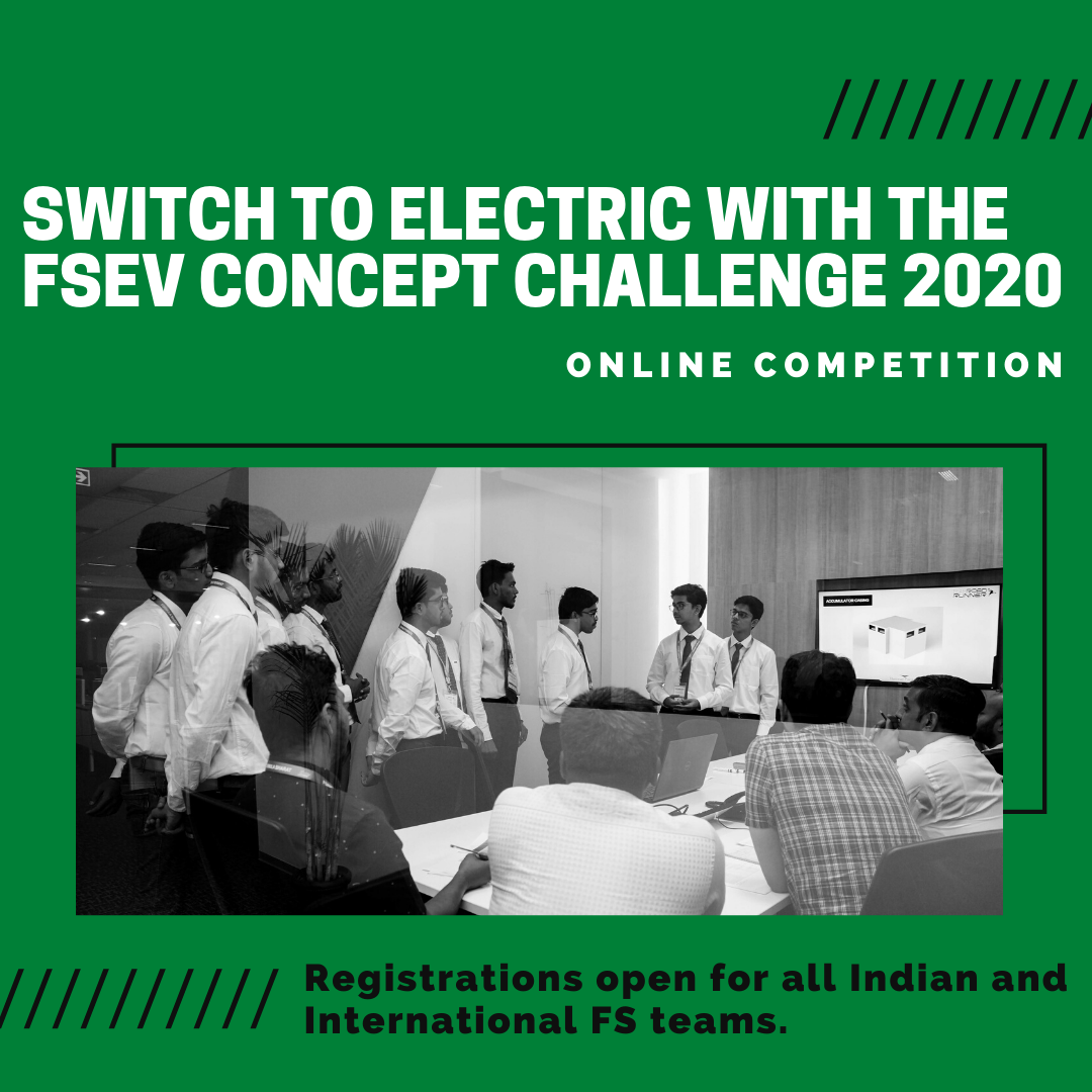 Formula Student Electric Vehicle Concept Challenge, Mumbai, Maharashtra, India