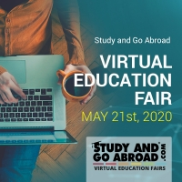 Study and Go Abroad Virtual Education Fair