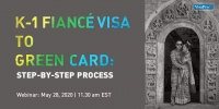 K-1 Fiance€ Visa To Green Card: Step By Step Process