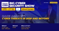 Big Cyber Security Show - 2020