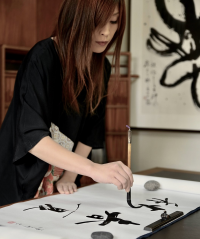 Sumi-e Painting - Live Streaming Workshop