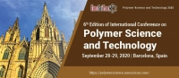 6th Edition of International Conference on Polymer Science andTechnology
