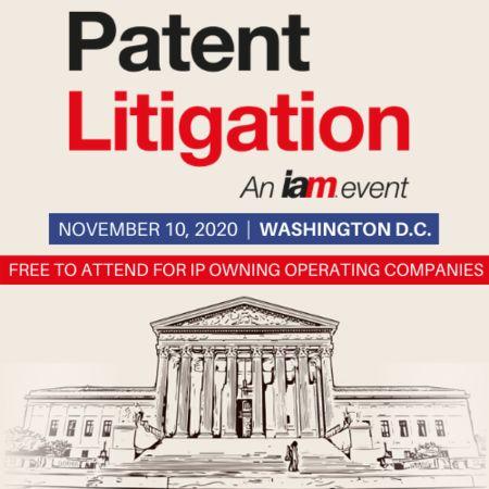 Patent Litigation 2020, Washington,Washington, D.C,United States