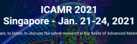 2021 The 11th International Conference on Advanced Materials Research (ICAMR 2021)