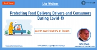 Protecting Food Delivery Drivers and Consumers During Covid-19