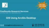 GIS Using ArcGIS Desktop Training