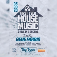 House Music Drive In Concert Ft Gene Farris