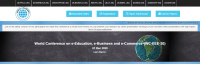 World Conference on e-Education, e-Business and e-Commerce-(WC-EEE-20)