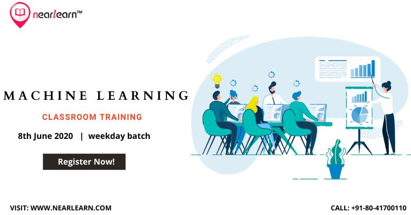 Machine Learning Classroom Training, Bangalore, Karnataka, India