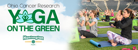 Yoga on the Green: Huntington Park - First 300 get FREE T-Shirt + Swag Bag, Columbus, Ohio, United States