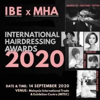 IBE X MHA International Hairdressing Awards 国际美发大赛2020