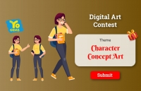 Digital Art Contest: Theme - Character Concept Art