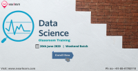 Data Science Classroom Training 20 June