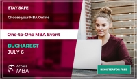 Stay safe and explore a wide variety of top MBA programmes