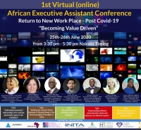 1ST VIRTUAL AFRICA EXECUTIVE ASSISTANT SUMMIT 2020