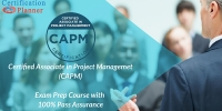 CAPM Certification In-Person Training