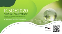 Virtual  International Conference on Sustainable Design and Environment 2020