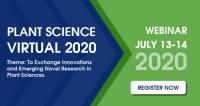 Plant Science Virtual 2020