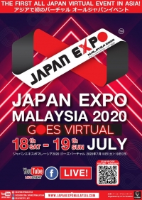 Japan Expo Malaysia 2020 Goes Virtual
