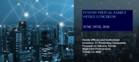 Invitation June 29th Online Virtual Family Office & Institutional Investor Luncheon