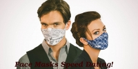 Face-to-Face Masked Speed Dating!