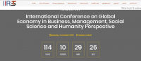 International Conference on Global Economy in Business, Management, Social Science and Humanity Perspective(GEMSH)