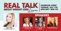 Real talk about weight loss
