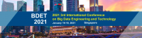 2021 3rd International Conference on Big Data Engineering and Technology (BDET 2021)