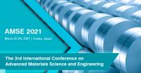 2021 The 3rd International Conference on Advanced Materials Science and Engineering (AMSE 2021)