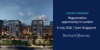 Launch webinar: Regeneration opportunity in London