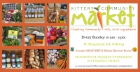 Kittery Community Market Outdoor Season