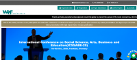 International Conference on Social Science, Arts, Business and Education(ICSSABE-20)