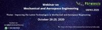 Webinar on Mechanical and Aerospace Engineering