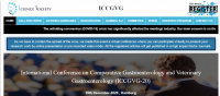 International Conference on Comparative Gastroenterology and Veterinary Gastroenterology (ICCGVG-20)