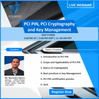 PCI PIN Security Requirements & Applicability