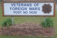VFW Post 5620 regular business meeting