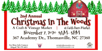 Christmas In The Woods Festival