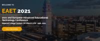 2021 2nd European Advanced Educational Technology Conference (EAET 2021)