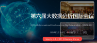 2021 IEEE 6th International Conference on Big Data Analytics (ICBDA 2021)