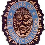 Sons of the American Legion Post 353 regular meeting, Panola, Texas, United States