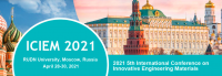 The 5th International Conference on Innovative Engineering Materials (ICIEM 2021)