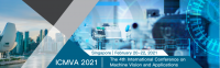 2021 The 4th International Conference on Machine Vision and Applications (ICMVA 2021)