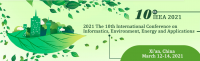 2021 The 10th International Conference on Informatics, Environment, Energy and Applications (IEEA 2021)
