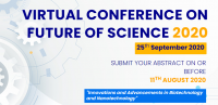 VIRTUAL CONFERENCE ON FUTURE OF SCIENCE 2020