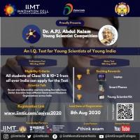 Dr. A.P.J. Abdul Kalam Young Scientist Competition