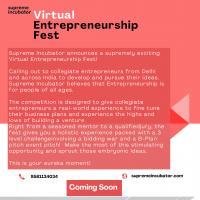 Virtual Entrepreneurship Fest