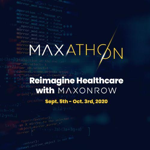 MAXathon - Reimagine Healthcare with Maxonrow, Berlin, Germany