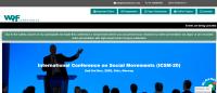 International Conference on Social Movements (ICSM-20)