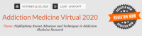 2nd Global webinar on Addiction Medicine Virtual 2020