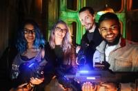 NETHERWORLD's Laser Adventure Battle Arena Now Reopened